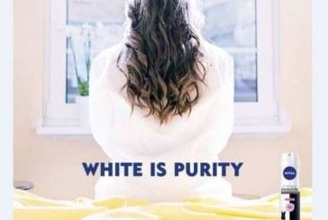 'Branco é pureza': após polêmica, Nivea pede desculpa e remove publicidade racista
