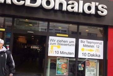 McDonald's é acusado de racismo em cidade alemã