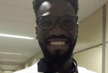 Raphael Oliveira, um médico negro no PAM de São João do Meriti, RJ