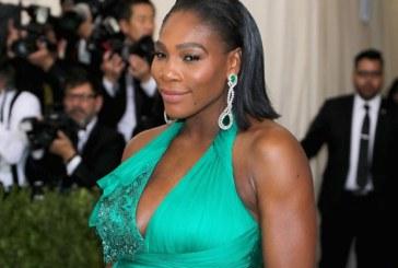 Serena Williams faz 1ª aparição desde o anúncio de gravidez