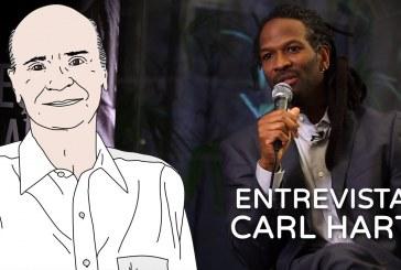 Vídeo: Carl Hart fala sobre a Cracolândia