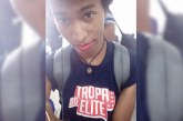 Estudantes protestam em apoio a aluno repreendido por usar batom em escola