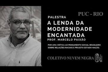 Marcelo Paixão – PUC Rio – Coletivo Nuvem Negra