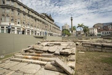 Cais do Valongo é reconhecido como Patrimônio Mundial Cultural