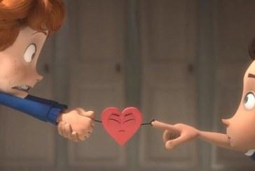 """""""In a Heartbeat"""" Animação mostra o primeiro amor de dois garotos"""