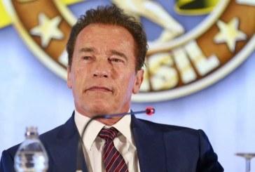 """""""Conheci o nazismo. Não há dois lados para o ódio"""", diz Schwarzenegger"""