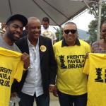 Brasil deverá contar com mais um partido: o Frente Favela Brasil