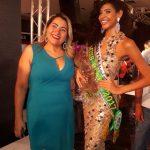 'Sempre combateu o racismo e não vai se calar agora', diz mãe de Miss Brasil sobre comentários racistas