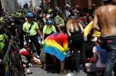 """Chefe de Estado Maior dos EUA condena """"racismo e intolerância"""""""