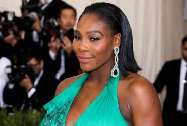 Serena relata preconceito por ser mulher negra