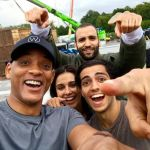 Will Smith e companhia: Eis a 1ª imagem do elenco da versão live-action de 'Aladdin'