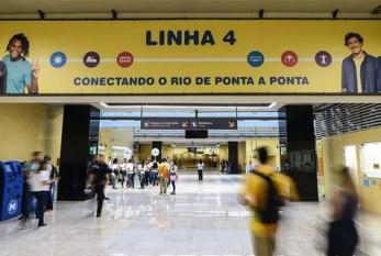 O preconceito e a divisão da cidade na propaganda da nova linha de Metrô do Rio de Janeiro