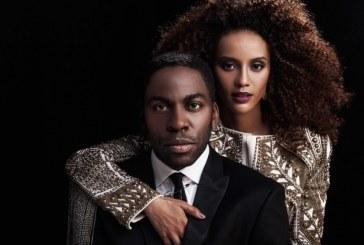 Taís Araújo e Lázaro Ramos estão entre negros mais influentes do mundo