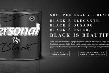 Campanha de papel higiênico preto revolta internautas por usar slogan de movimento negro
