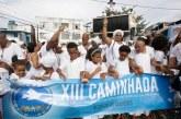 Caminhada inicia série de atos contra a intolerância religiosa