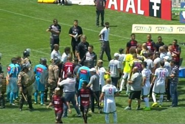 STJD suspende goleiro do Oeste por cinco jogos por suposto racismo