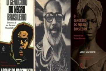 ROSA DE LIMA analisa livro de ABDIAS NASCIMENTO, Genocidio do Negro