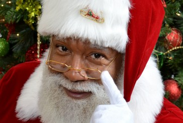Papai Noel preto, uma crônica natalina
