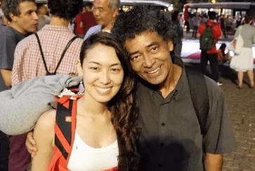 Atriz Ana Hikari relata ato de racismo sofrido pelo pai em restaurante