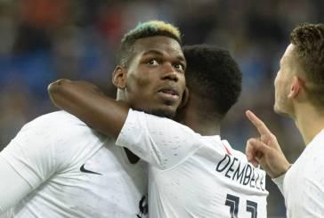Jogadores franceses são vítimas de racismo em amistoso na Rússia