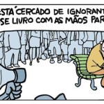 """O orgulho de ser """"burro"""" mostra que o poço não tem fundo no Brasil"""