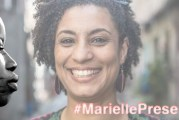 Marielle jamais será calada!
