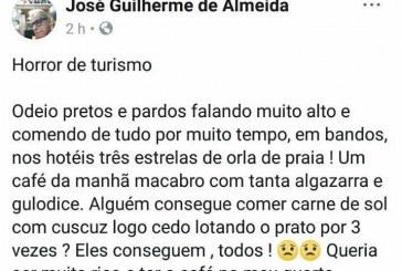 """""""Odeio pretos e pardos"""", diz professor do Instituto Federal de São Paulo"""