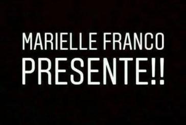Marielle, um convite presente para que possamos enxergar, escutar e agir com os outros