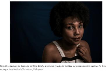 Mulher negra avança no social, mas segue distante no trabalho e na política