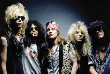 Guns N' Roses retira música de álbum clássico por racismo e homofobia