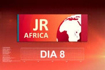 Telejornal 'JR África' estreia na terça-feira para continente africano