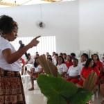 Laços afetivos são fortalecidos no Presídio Santa Luzia