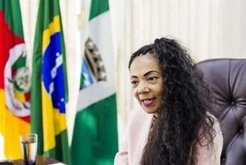 Tânia da Silva: A primeira mulher negra que comanda a prefeitura de uma colônia alemã