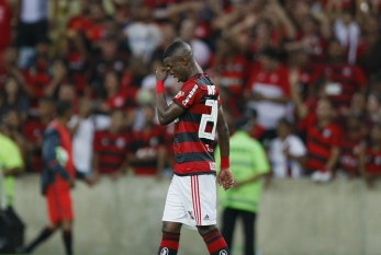 Vinicius Junior é alvo de racismo nas redes sociais, e Fla pede apuração do MP