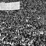 A Passeata dos 100 mil foi 'um dia glorioso para os brasileiros'