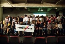 Partidos se unem em lançamento de pacto pela democracia