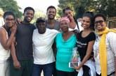 Elenco de 'O Tempo Não Para' visita quilombo durante preparação para a novela