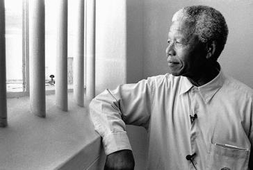 Cartas de Mandela embaralham formação de líder com anseios do homem comum