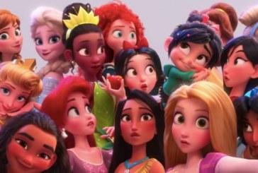 """WiFi Ralph: Disney muda visual de Tiana após ser acusada de """"embranquecimento"""""""