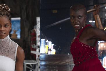 Letitia Wright, de Pantera Negra, estrelará peça escrita por Danai Gurira