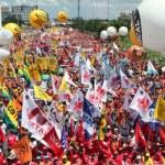 Centrais se unem para repudiar Bolsonaro, 'anti-trabalhador e antidemocrático'