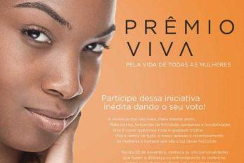 Prêmio Viva: Marie Claire e Instituto Avon pelo fim da violência contra a mulher