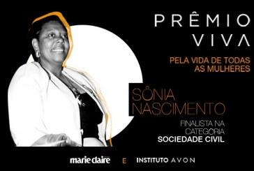 Sônia Nascimento faz parte da história do empoderamento negro