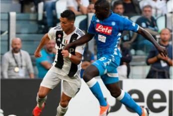 Cristiano Ronaldo diz 'não ao racismo' depois de Koulibaly sofrer insultos em campo