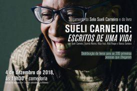 Sueli Carneiro: Escritos de uma vida - Dia 04 de Dezembro no Sesc Pompéia