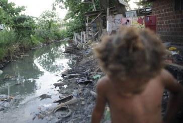 Brasil tem 5,2 milhões de crianças na extrema pobreza e 18,2 milhões na pobreza