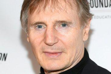 Um filme com Liam Neeson foi adiado no Brasil após o ator ser acusado de racismo