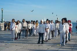 Portugual: Mulheres negras unidas exigem justiça