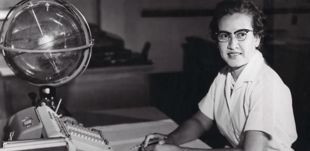 Katherine Johnson, matemática da NASA