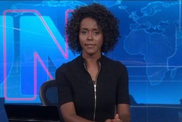 Maju Coutinho estreia na bancada do Jornal Nacional e ganha elogios ao vivo